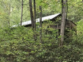 Secluded Nantahala Forest Getaway