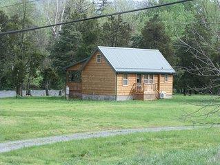 Private cabin on Watauga River