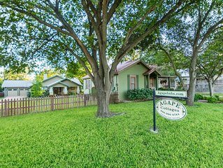 Agape Cottages 3 Home Estate Sleeps 9 - 14 one block off historic Main Street