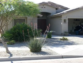 On The 5th Green ~ BEAUTIFUL VACATION HOME IN MISSION ROYALE CASA GRANDE