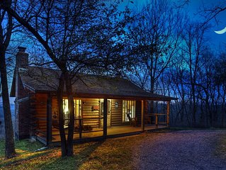 Pet Friendly Uniquely Themed Luxury Cabins Surrounded by Woods, Water & Wildlife