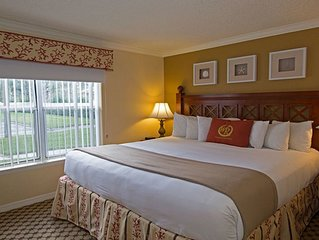 Cozy Two Bedroom Resort Condo Very close to DISNEY