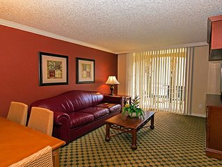 Cozy Two Bedroom Resort Condo Very close to DISNEY