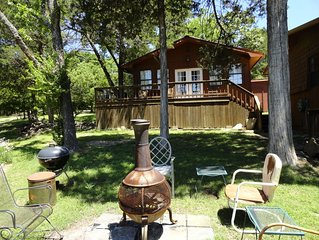 ROBIN's ROOST is the Perfect Lakefront Cottage for Two! Secluded, Beautiful View
