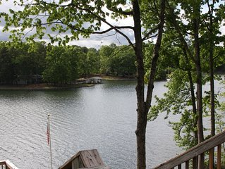 Lake Life Retreat waiting for you-4 BR lake front property
