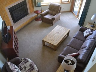 Downtown Condo on Lake Minocqua - Enjoy Many Onsite Amenities!