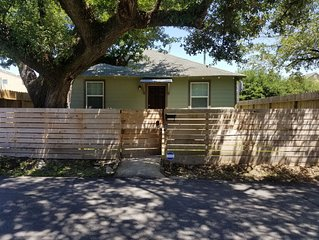 Newly Renovated Home in the Houston Heights close to downtown Houston.