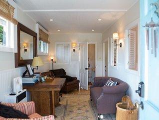 Perfect luxury getaway two blocks from Oldtown State Street!