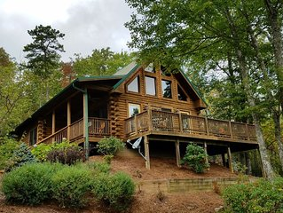 The Lodge at Laurel Falls Mountain Retreat Brevard NC