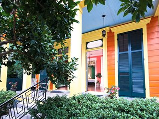 Vibrant, Updated Home In The Heart of the Popular Lower Garden District