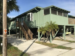 'All Decked Out'  in Indian Rocks Beach.  Minimum 30 day rental.