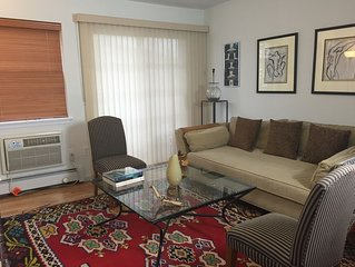 1 BR Apartment with Balcony in Asbury Park 2 Blocks from Beach STR# ********