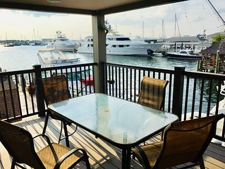 Wyndham Newport Onshore Resort #427(2BR 2 Full Bath-Direct Harbor View)