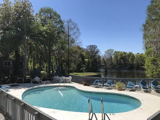 Riverside Paradise - easy access to the Rainbow and Withlacoochee Rivers