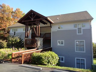 2 BR condo with sleeping loft, Mountain Escape!