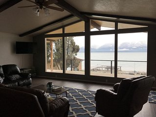 Prime Flathead lake property. Private, spacious, beautiful.