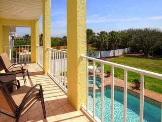 Luxury private 3 story home in Ponce Inlet