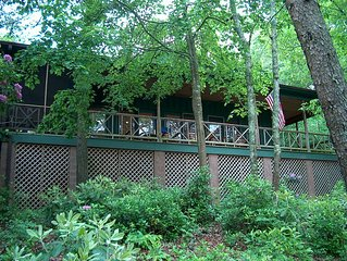 Mentone Moore's Mill - A Lookout Mountain Cabin Retreat on the Little River