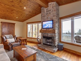 Hillside Chalet at Talisman,30 Minutes from Thornbury & Blue Mountain, Kimbeley