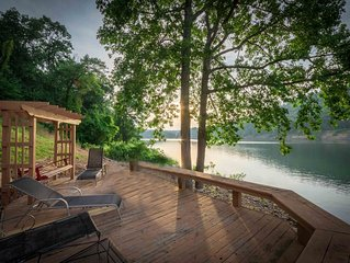 NEW LISTING - Be the First to experience this amazing Lake Front Home