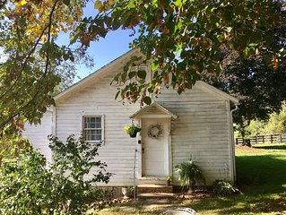 Guest House at 1796 Historic Plantation Farm in Wine Country
