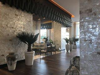 Unparalelled 5 * Grand Luxxe Loft, 1BR 1.5BA, Platinum Level, 2x1 golf & spa