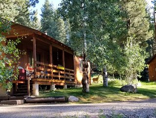 Peaceful Getaway in a 3 bedroom cabin ~ 1/2 mile from beautiful Lake Vallecito
