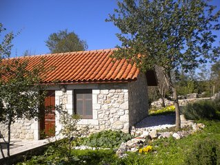 Amygdalia, a Stone House 'For You' in Leonidion 45m2