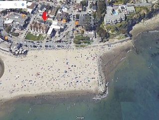 Capitola Beach Cottage  Just Steps From The Beach! Free WIFI