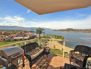 3 Bedroom, 2 Bath Condo on 15th floor with stunning Lake View