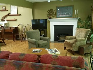 Cozy2BR,  Home away from home!  1mile from 4 downtown microbrew