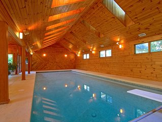 Indoor Pool, 2 Miles From Ocean, 7,000 Square Foot Luxury Home