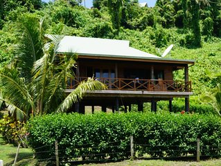 Welcome to the Breakers at Maravu lagoon.