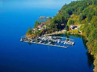 Ultimate Location in Gulf Islands - Currents at Otter Bay, Pender Island