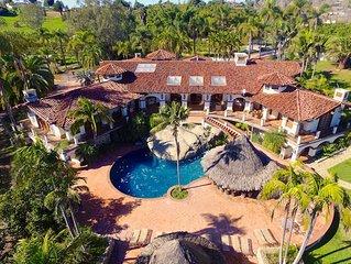 Luxury Resort Scale Hacienda