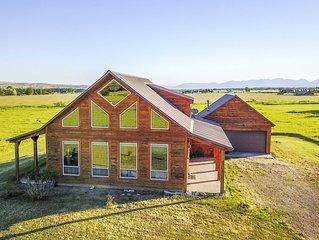 Lovely Montana Home near Gallatin Gateway