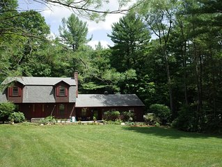 Come vacation in beautiful Lenox- the heart of the Berkshires!