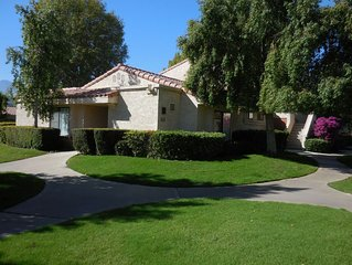 December available  - beautiful Palm Springs area 2/2 condo