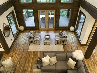 Pinehurst Lodge | One of the Largest Luxury Lodges in Broken Bow, Oklahoma