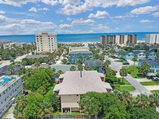 Newly Renovated Beach Condo 2 Blocks from Jacksonville Beach!