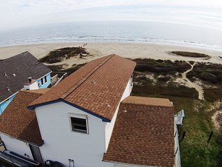 Beachfront Luxury! Beach House Rental. Front Row Home for Rent - Surfside, Texas