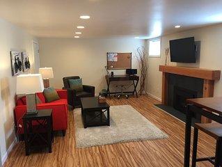 Spacious & Modern 1 Bedroom Bryant Retreat Near UW