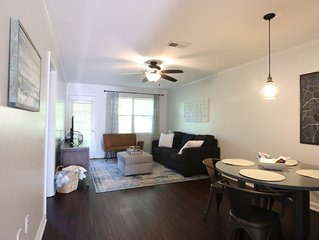 Clean & Trendy 2 BR Condo on Milledge Avenue built to give you a hotel like stay