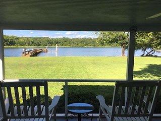 Quiet little lake paradise!