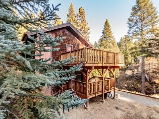 Yosemite's Big Rock Cabin - Less Than 2 Miles from the South Gate!