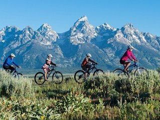 Celebrate the Holidays in the famous Four Seasons Jackson Hole 12/21/19-01/04/20