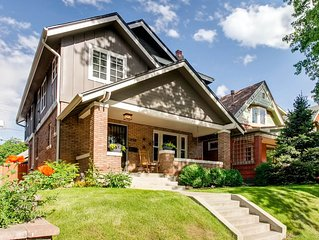 Gorgeous Wash Park Home in Heart of Denver