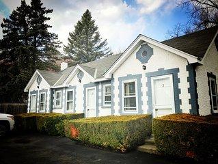 Bear Mountain Bridge Motel- Room 3