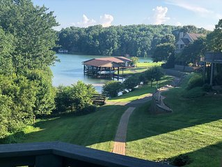 Family Lake Retreat with Boat Dock on Smith Mountain Lake - 45 min to Liberty U.