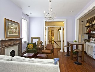 Historic 1882 Home ~ Sleeps 12 ~ In The Heart Of Downtown Charleston